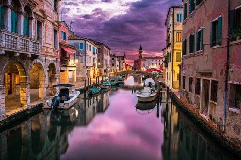 Najpiękniejsze miasta na świecie